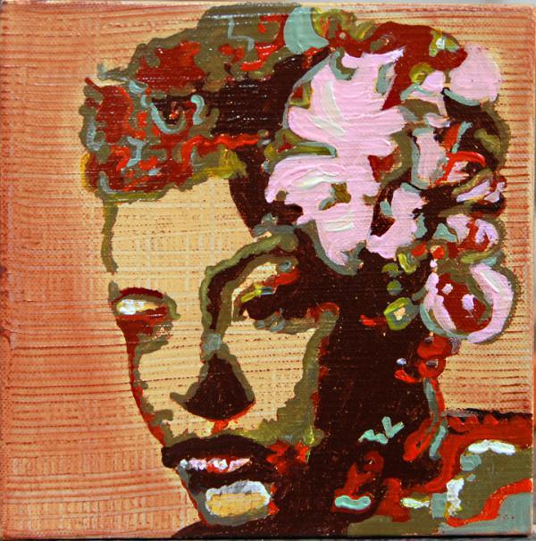 Billie Holiday par Hanszy